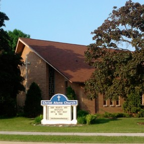 Christ Alone Church in Green Bay,WI 54301