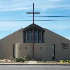 Bethlehem Lutheran Church in Mesa,AZ 85213