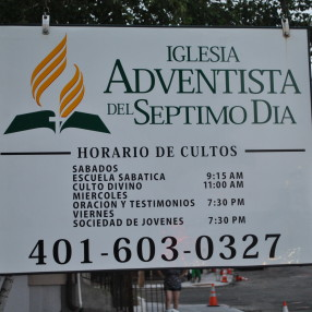 Providence Spanish Seventh-day Adventist Church