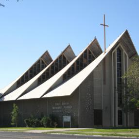 El Centro First United Methodist Church in El Centro,CA 92243