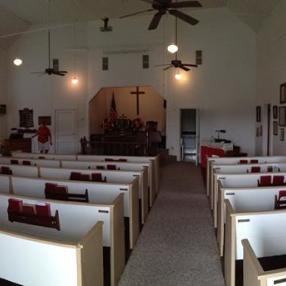 Old Lebanon United Methodist Church