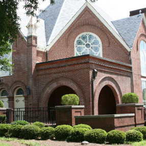 First Presbyterian Church, Rock Hill, SC
