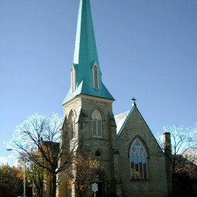 Trinity Episcopal Church Fort Wayne IN. in Fort Wayne,IN 46802