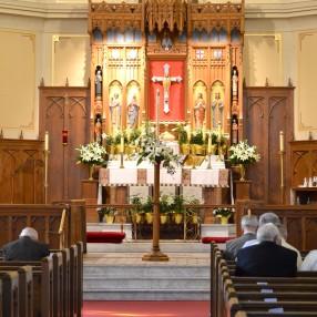 Trinity Episcopal Church Fort Wayne IN.