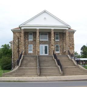 Hayti First United Methodist Church