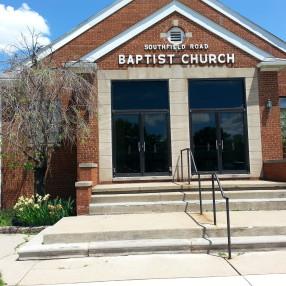 Southfield Road Baptist Church in Allen Park,MI 48101