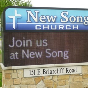 New Song Evangelical Free Church in Bolingbrook,IL 60440