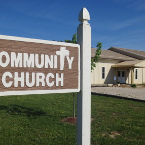 COMMUNITY CHURCH Mountain City  in MOUNTAIN CITY,TN 37683