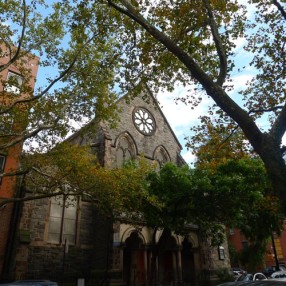 St. Paul's Church, Carroll St. in Brooklyn,NY 11231