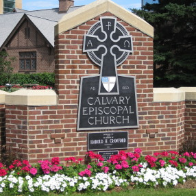 Calvary Episcopal Church in Rochester,MN 55902