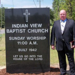 Indian View Baptist Church in King William,VA 23086