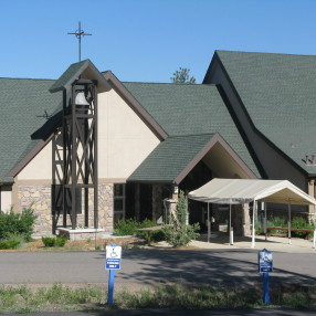 Evergreen Lutheran Church in Evergreen,CO 80439