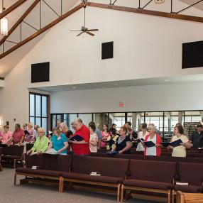 Episcopalian Church of the Resurrection in Spokane Valley,WA 99037-8828