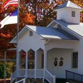 Flat Creek Baptist Church in Lakemont,GA 30552