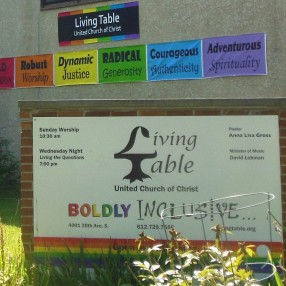 Living Table United Church of Christ