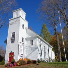 Christ Episcopal Church in Middle Haddam,CT 06456