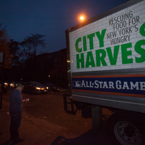 Greenpoint Reformed Church Hunger Program