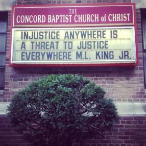 Concord Baptist Church of Christ