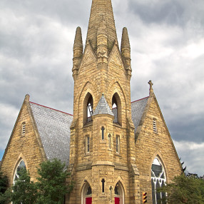 St. John's Episcopal Church in Charleston,WV 25301