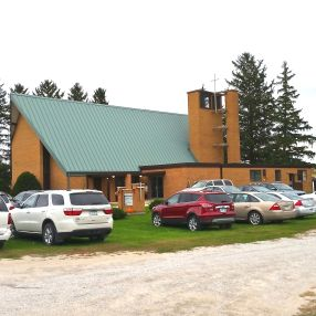 St Matthew Lutheran Church in Harmony,MN 55939