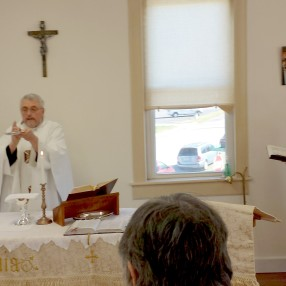Concordia Lutheran Mission in Buena Vista,VA 24416
