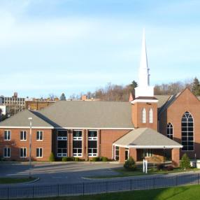 United Presbyterian Church in Amsterdam,NY 12010