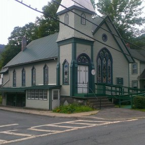 Phoenicia Wesleyan Church in Phoenicia,NY 12464