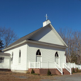 Forest Hill Baptist Church in Gordonsville,VA 22942