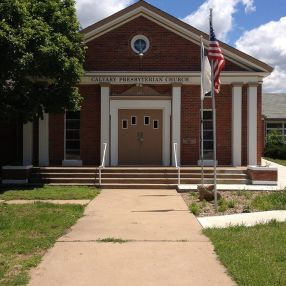 Calvary Presbyterian Church in Independence,MO 64052-1349