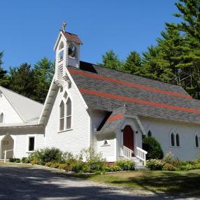 St. John the Evangelist in Dunbarton,NH 891