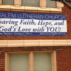 Salem Evangelical Lutheran Church in Baltimore,MD 21230