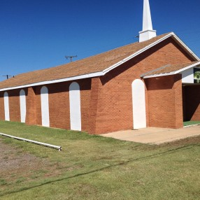 Calvary's Cornerstone Fellowship Baptist Church in Floydada,TX 79235