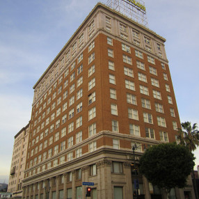 Church of Scientology International in Los Angeles,CA 90028