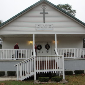 Mt. Ararat United Methodist Church in Eatonton,GA 31024