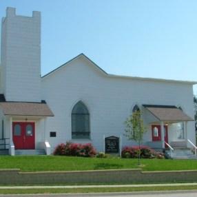 St. Matthew's Evangelical Lutheran in Riverside,MO 64150