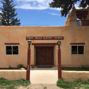 First Indian Baptist Church in Taos,NM 87571