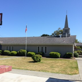 Wesleyan Church of the Redwoods in McKinleyville,CA 95519