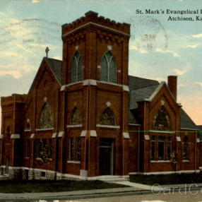 St Mark Lutheran Church in Atchison,KS 66002