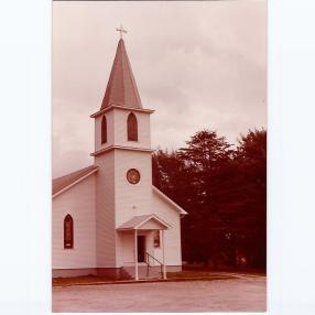 St. John the Evangelist Catholic Church in Sunfish,KY 42210