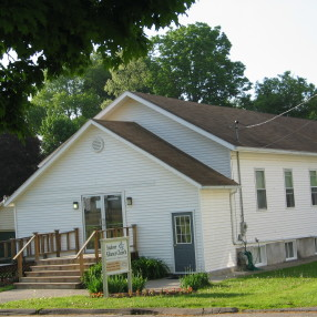 Andover Alliance Church in Andover,NY 14806