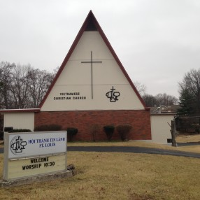 Vietnamese Christian Church in St. Louis in Saint Louis,MO 63122
