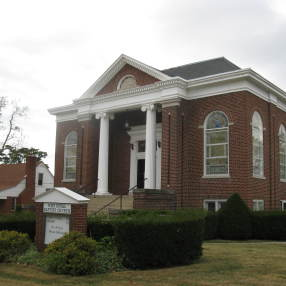 Port Royal Baptist Church in Port Royal,KY