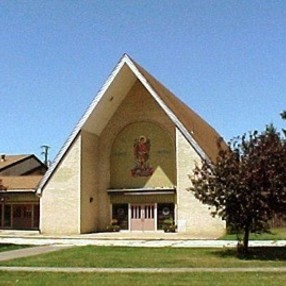 Sts Cyril and Methodius Church in Lorain,OH 44052
