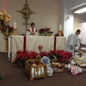 San Andres episcopal church  in Yonkers,NY 10705