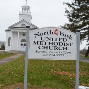 North Fork United Methodist Church in Cutchogue,NY 11935