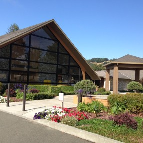 First Christian Church of Napa in Napa,CA 94558-5526
