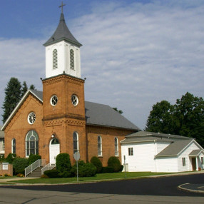 Cuba United Methodist Church in Cuba,NY 14727