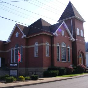 Elm Grove United Methodist Church in Wheeling,WV 26003