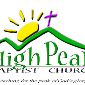 High Peak Baptist Church in Valdese,NC 28690