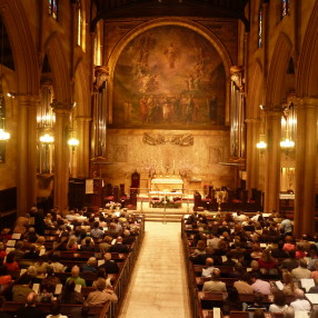 The Church of the Ascension in New York,NY 10011